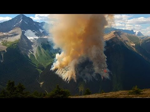 Fighting Fire with Fire in Kootenay National Park