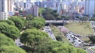 ダウンタウンサンパウロ - ブラジル