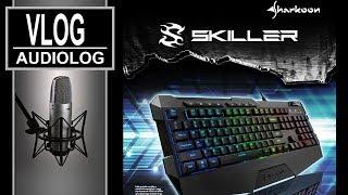 Wygraj klawiaturę Sharkoon SGK4