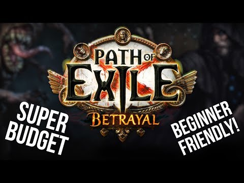 13 League Starters for Path of Exile: Betrayal