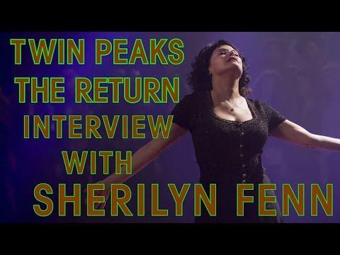 Twin Peaks the Return: Sherilyn Fenn