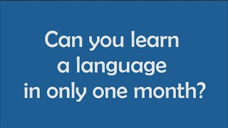 Learn a language and find a job with Europe Language Jobs