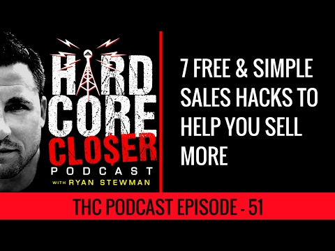 Seven FREE and Simple Sales Hacks To Help You Sell More - Sales Sacks