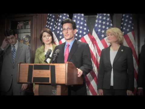 Republican Whip Eric Cantor: President Obama Proposes Jimmy Carter-Era Policy