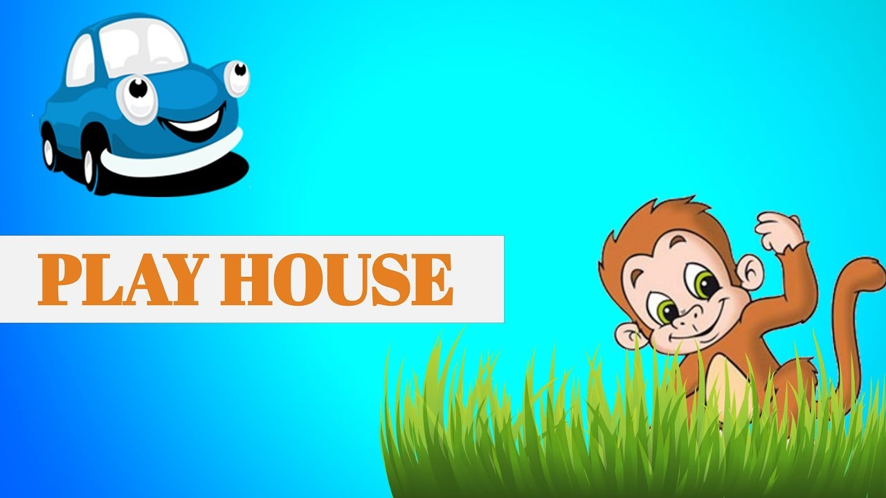 Kids Toys | Play with Car & Monkey |  Play House Episodes | Toys Repair | Toys for Kids | Part 2
