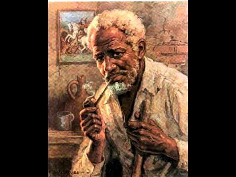 Preto velho pai joão de angola - pombinho de zambi