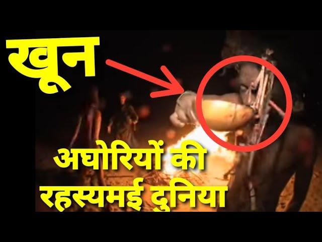 अघोरी बाबा का खतरनाक इंटरव्यू || Haridwar Kumbh || Aghori Baba ||