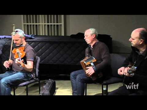 "The Traditional Irish band Dervish performs ""The Coolea Jigs"", live in the witf performance studio."
