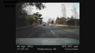 Driver Leads Police On 125 mph Pursuit Despite Having Two Young Children In Vehicle