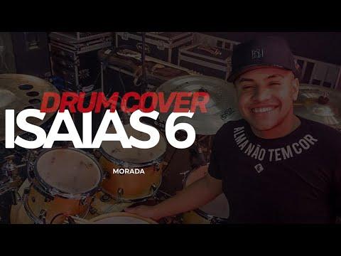 Kadimiel Moura | Drum Cover Isaías 6 (Morada)