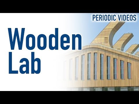 Wooden Laboratory - Periodic Table of Videos