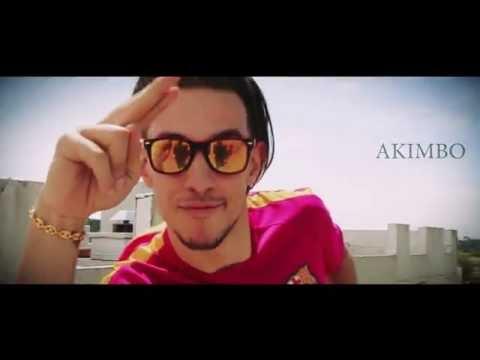 "AKIMBO (El Gitano) ""petit pas"" CLIP OFFICIEL  directed by Dr.Badjologue"