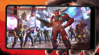 Download Shadowgun Legends Action Game Mod,Apk+Data Official/Eng On Android {Like Nova Games}