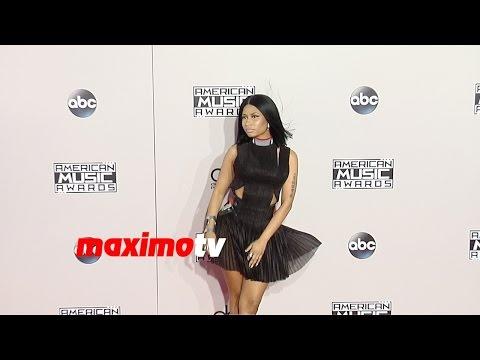 Nicki Minaj | 2014 American Music Awards | Red Carpet Arrivals