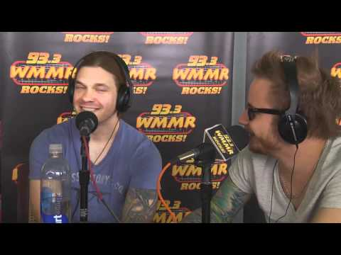 Shinedown Backstage Interview at MMRBQ '12