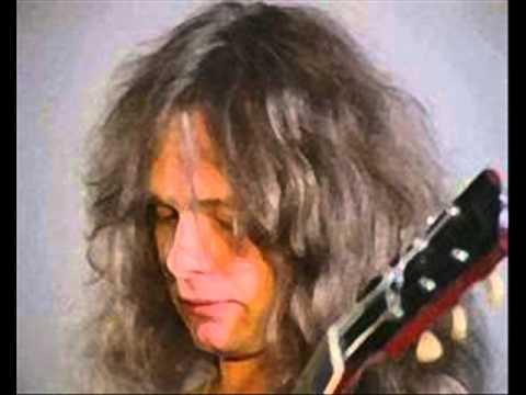 David Elliott ft. Paul Kossoff (guitar) - All One (late 1974)