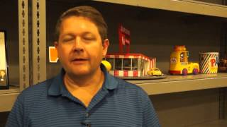 Jeff Offutt - Franchisee, Subway and Moe's Southwest Grill - Sept 1, 2015 AWCR Class