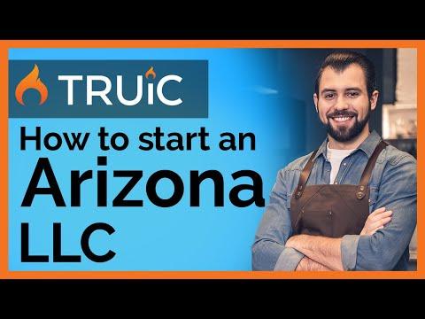Arizona LLC - How to Start an LLC in Arizona