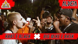 Kant e Black x Big Mike e Bask | SEGUNDA FASE | 168ª Batalha da Aldeia | Barueri | SP