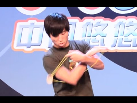 Cool Yoyo performance in China national Yoyo Contest