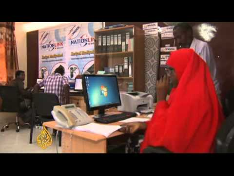 'E-cash' on the rise in Somalia