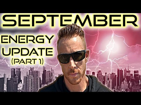 Ascension Energy Update: (September 2017) VERY Intense Energy
