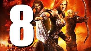 Прохождение Dungeon Siege 2 #8 (Неблагодарная работа)