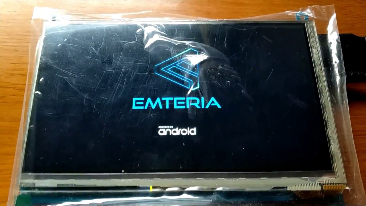 How to setup emteria OS on a Raspberry Pi 3 - Android 7 1 by Alberto