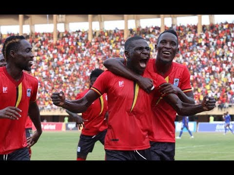 Uganda news today | Uganda Cranes off to take on Nigeria's Super Eagles