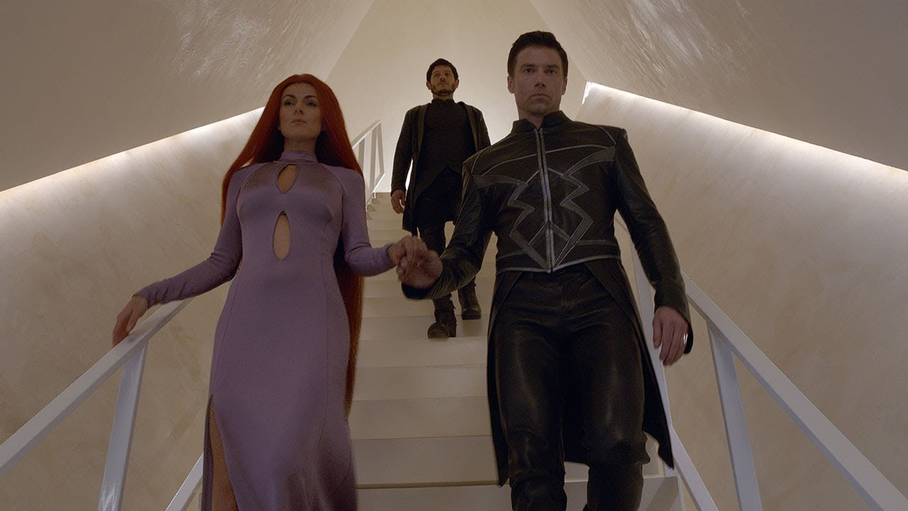 Image result for inhumans