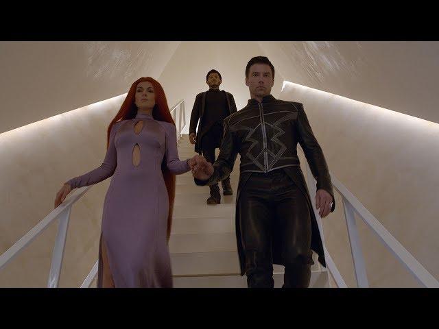 Marvel presentó a sus nuevos superhéroes: Inhumans