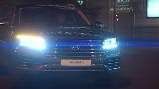 "Volkswagen Touareg ""Соллі-Плюс"""