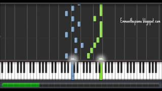(How to Play) Pyotr Ilyich Tchaikovsky - Swan Lake (Easy) on Piano (100%)