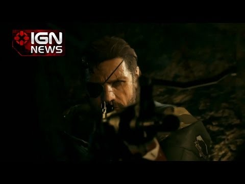 IGN News - Metal Gear Solid V Coming To Xbox One - E3 2013