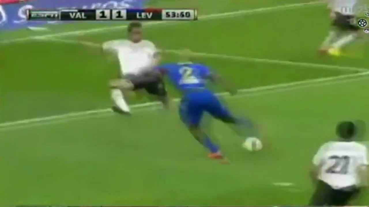 Download Valencia - Levante 1-1 all goals (01/04/12)