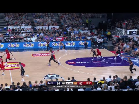 Melbourne United vs. Perth Wildcats - Game Highlights