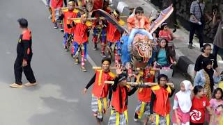 Keloas - Odong odong Karawang Singa Dangdut TSR 18 Nopember 2017 di Jakarta
