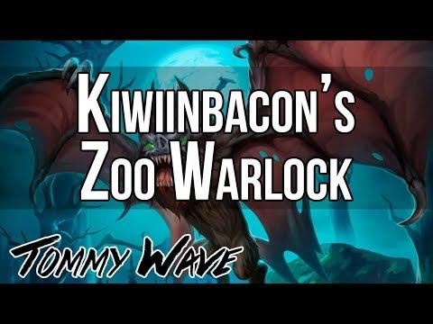 Kiwiinbacon's Zoo Warlock - Hearthstone Decks