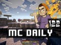 Minecraft Daily | Ep.122 | Ft  Steven, Kevin and Michael! | My friends invade the land!