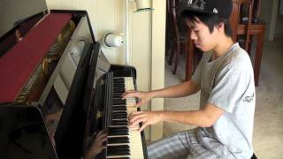 Love In This Club - Usher ft. Young Jeezy (Piano Cover) ♫ DKMusic 808 ♪
