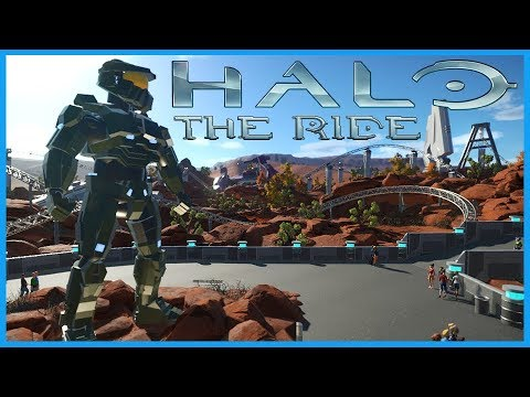 HALO: The Ride! Coaster Spotlight 413 | Contest Entry #PlanetCoaster