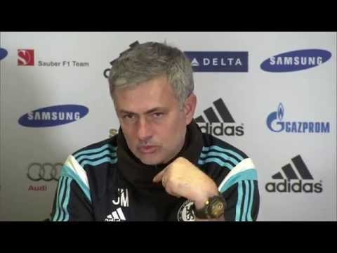 "Jose Mourinho blasts Jamie Redknapp & Brendan Rodgers; Bemoans media ""campaign"" against Diego Costa"