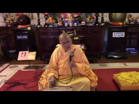 The International Buddhist Conference Q&A Event with Ven. Thich Phuoc Quang
