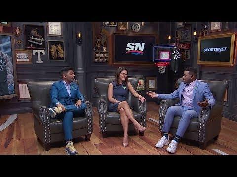 Drake's influence on the Toronto Raptors