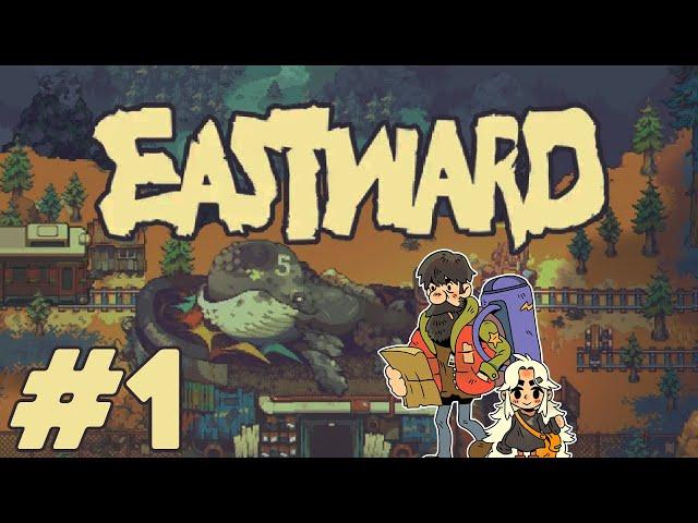 Eastward - Digging it! - E.1