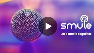 Qhia tso Karaoke [ instrumental] rau saum App Smule hu Nkauj