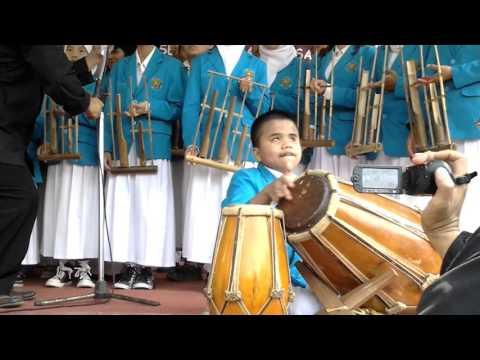 """""""sabilulungan""""Mars Kab.Bandung"""