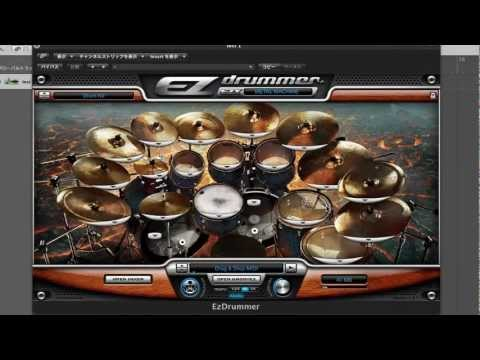 TOONTRACK - 「EZX METAL MACHINE」