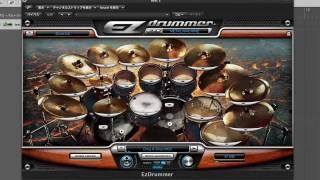 TOONTRACK - 「EZX METAL MACHINE」
