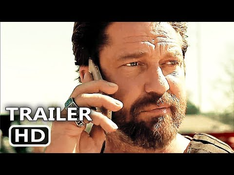 DEN OF THIEVES Official Final Trailer (2018) Gerard Butler, 50 Cent, Action Movie HD 2018